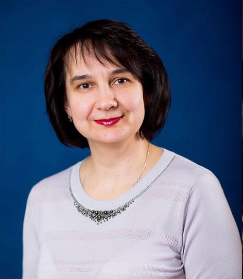 Носенкова Алла Викторовна